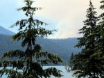 04 Rauchwolken am Rimrock Lake