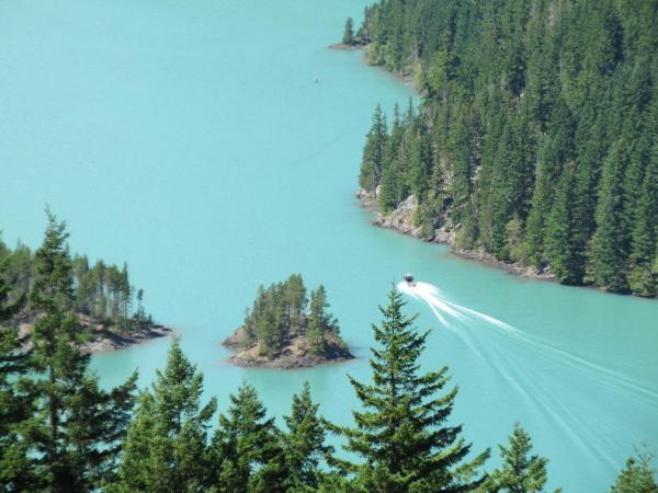 13 Diablo Lake