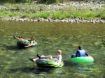 21 Schwimmreifenvergnügen auf dem Chewuch River 4