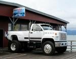 aufgemotzter Pickup-Truck 02